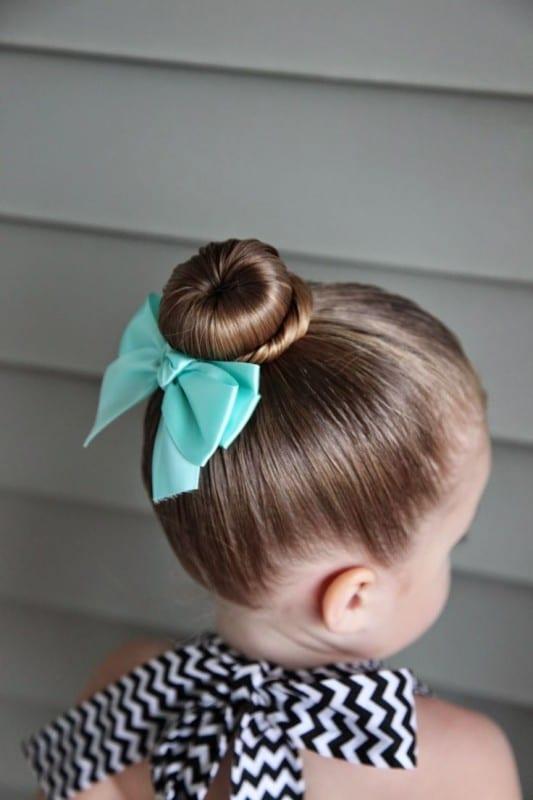Çocuk Saçı Örgü Modelleri 20