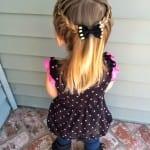 Çocuk Saçı Örgü Modelleri 28