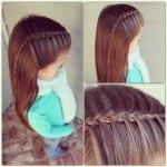 Çocuk Saçı Örgü Modelleri 29