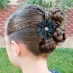 Çocuk Saçı Örgü Modelleri 49