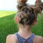 Çocuk Saçı Örgü Modelleri 59