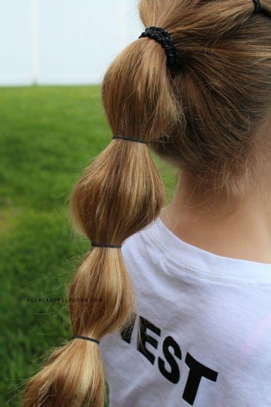 Çocuk Saçı Örgü Modelleri 64