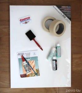 DIY, Evde Tablo Nasıl Yapılır ? 11