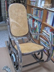 DIY, Sallanır Sandalye Yenileme Nasıl Yapılır ? 9