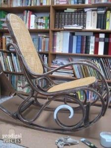 DIY, Sallanır Sandalye Yenileme Nasıl Yapılır ? 1
