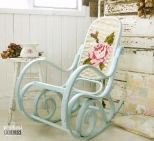 DIY, Sallanır Sandalye Yenileme Nasıl Yapılır ? 4