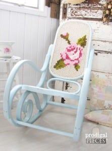 DIY, Sallanır Sandalye Yenileme Nasıl Yapılır ? 5