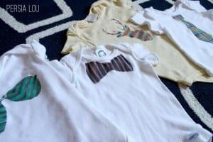 DIY, Tişört Üzerine Kolay Baskı Yapılışı 9