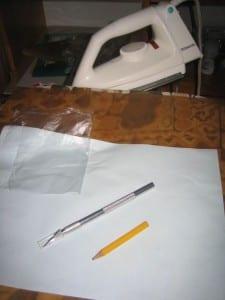 DIY, Tişört Üzerine Kolay Baskı Yapılışı 5