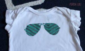 DIY, Tişört Üzerine Kolay Baskı Yapılışı 7
