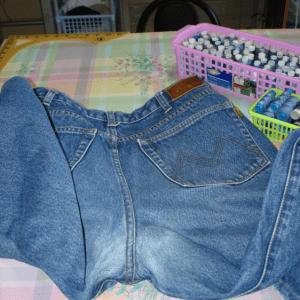 Evde Kot Pantolon Tamiri Nasıl Yapılır ? 1