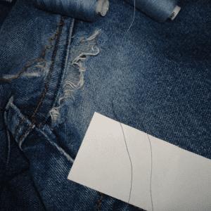 Evde Kot Pantolon Tamiri Nasıl Yapılır ? 6