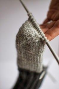 Evde Örme Çorap Nasıl Yapılır ? 2