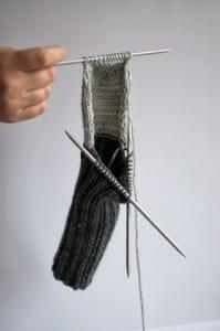 Evde Örme Çorap Nasıl Yapılır ? 3