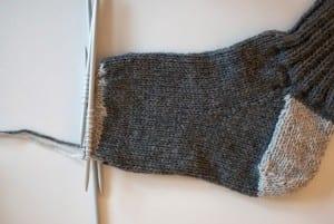 Evde Örme Çorap Nasıl Yapılır ? 5
