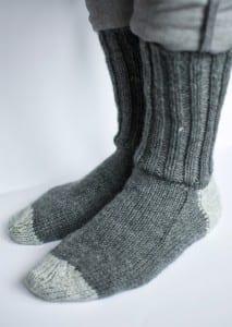 Evde Örme Çorap Nasıl Yapılır ? 7