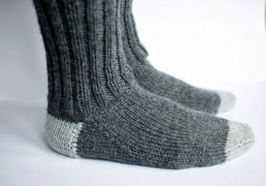 Evde Örme Çorap Nasıl Yapılır ? 8