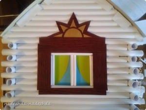 Kağıttan Ev Yapımı 10