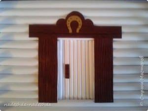 Kağıttan Ev Yapımı 11