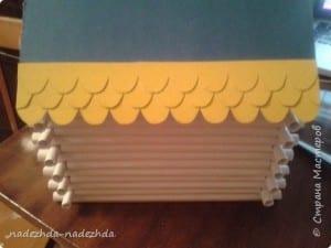 Kağıttan Ev Yapımı 12