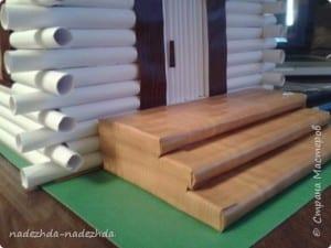 Kağıttan Ev Yapımı 15