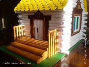 Kağıttan Ev Yapımı 16