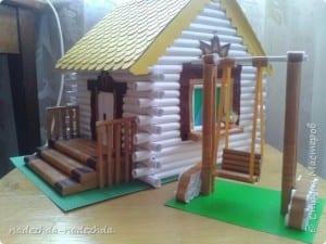 Kağıttan Ev Yapımı