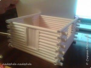 Kağıttan Ev Yapımı 5