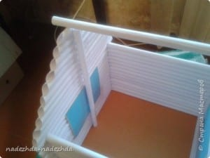 Kağıttan Ev Yapımı 8