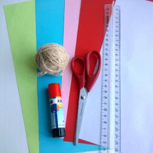Kağıttan Origami Çiçek Yapılışı