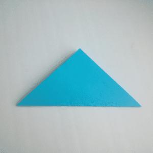 Kağıttan Origami Çiçek Yapılışı 6