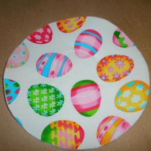 Kumaş Yumurtalık Yapılışı 11
