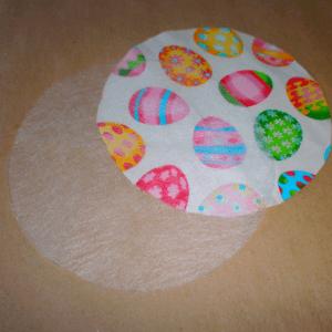 Kumaş Yumurtalık Yapılışı 3