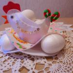 Kumaş Yumurtalık Yapılışı 6