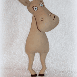 Kumaştan At Yapımı 1