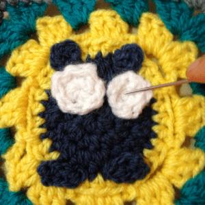 Minion Bebek Battaniyesi Yapılışı 1