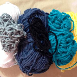 Minion Bebek Battaniyesi Yapılışı 24