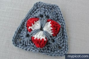 Motifli Örgü Şapka Yapılışı 21