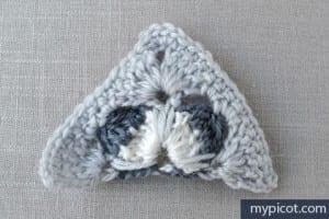 Motifli Örgü Şapka Yapılışı 28
