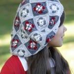 Motifli Örgü Şapka Yapılışı 2