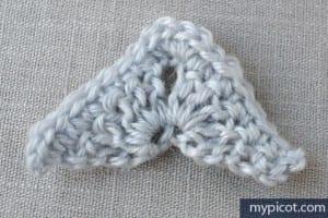 Motifli Örgü Şapka Yapılışı 30