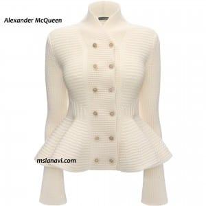 Örgü Ceket Modeli Hırka Yapımı