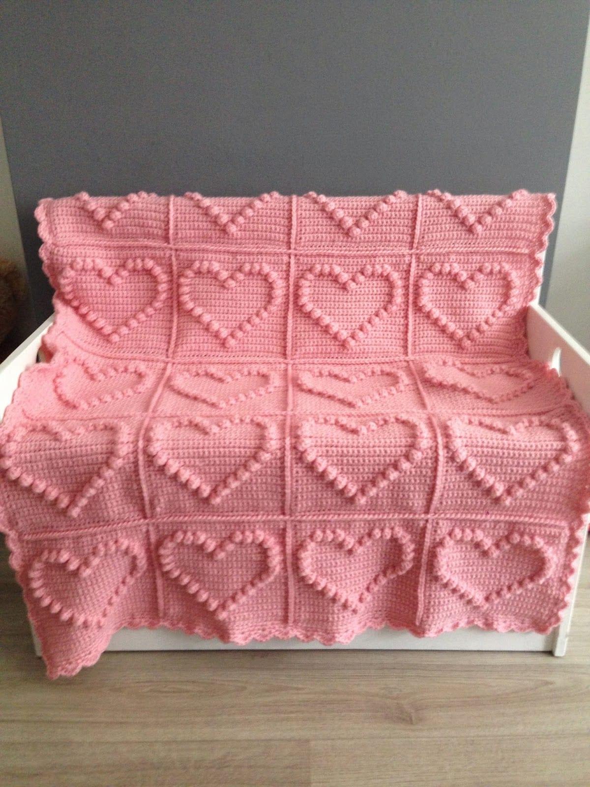Kalpli Bebek Battaniyesi Yapılışı
