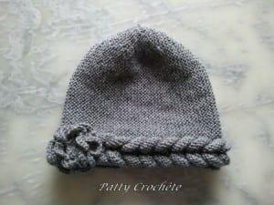 Şiş Örgü Örme Modeli Şapka Yapılışı