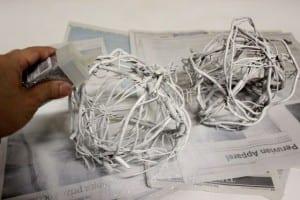 Söğüt Dallarından Dekoratif Süs Yapılışı
