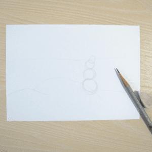 Sulu Boya İle Kış Resmi Nasıl Çizilir ?
