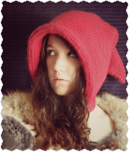 Tunus İşi Örgü Şapka Yapılışı 1