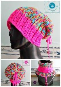 Unisex Nervürlü Şapka Yapılışı