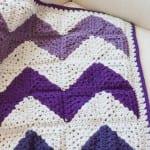 Videolu İki Renkli Bebek Battaniyesi Yapılışı 3
