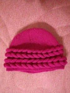 Videolu Şiş Örgü Örme Modeli Şapka Yapılışı 1